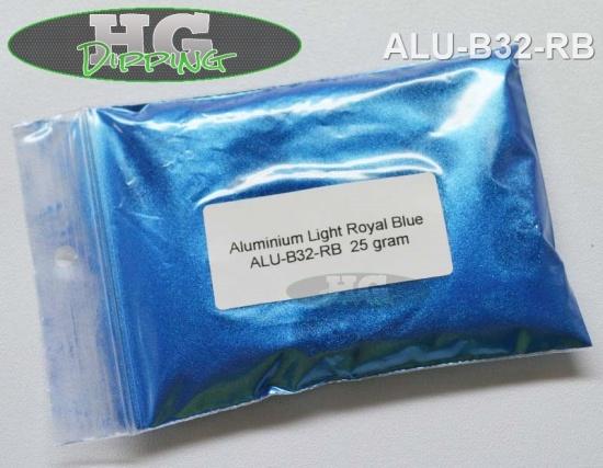 Aluminium Light Royal Blue