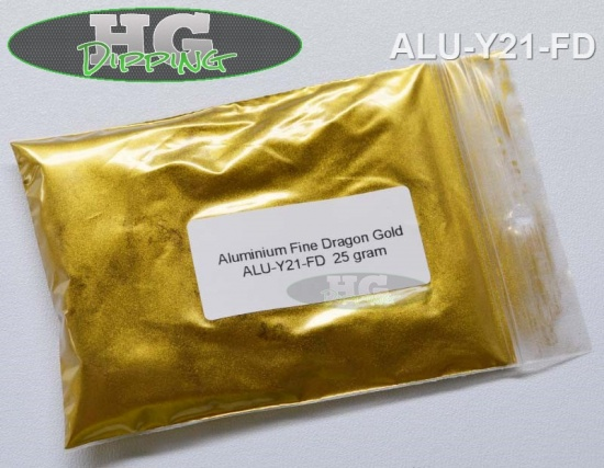 Aluminium Fine Dragon Gold