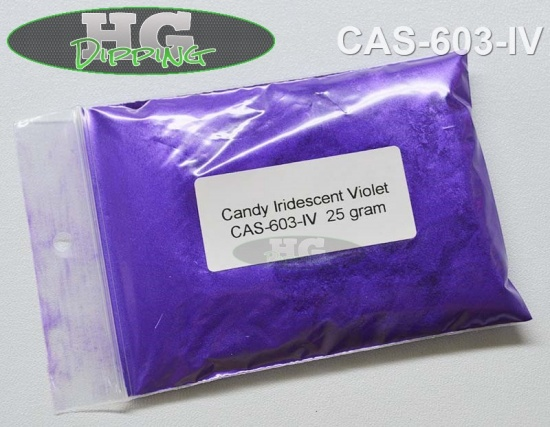 Candy Iridescent Violet