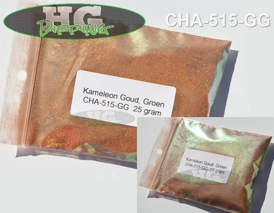 Kameleon Goud, Groen effect