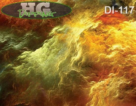 kosmische wolken DI-117