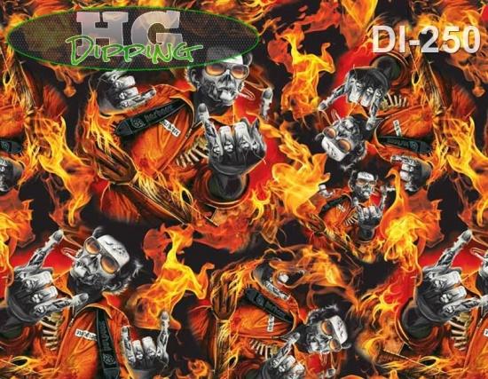 Flame of Satan DI-250