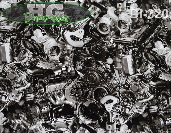 Engine parts DI-320