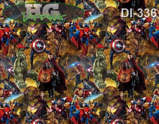 Marvel Helden DI-336