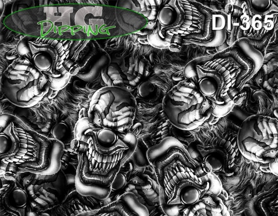 Scary clown DI-365