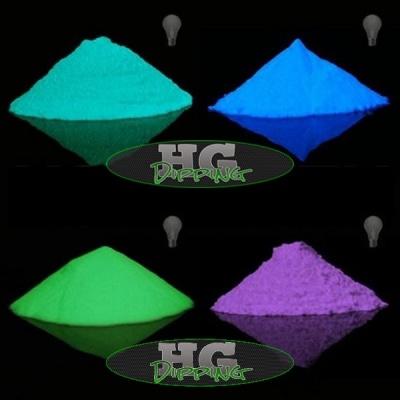 Glow in the Dark!! Hemelsblauw