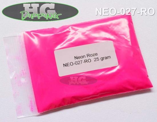 Neon Roze. Fluoriserende verf!