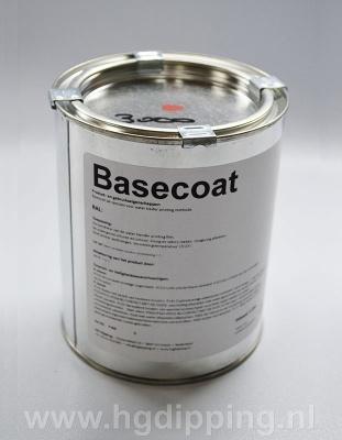 Custom made Kleurcode basecoat lak