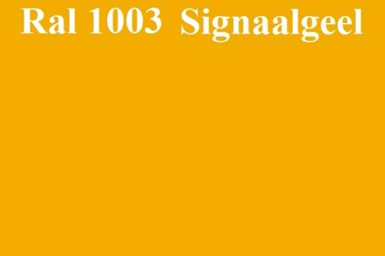Basecoat lak Ral 1003 Signaalgeel