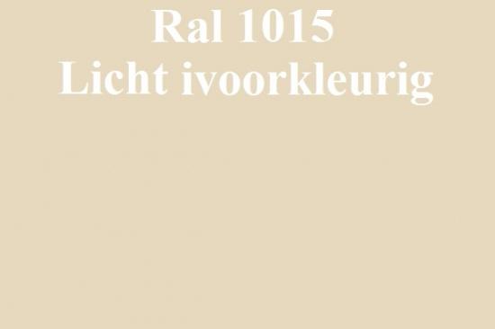 Basecoat lak Ral 1015 Licht ivoorkleurig