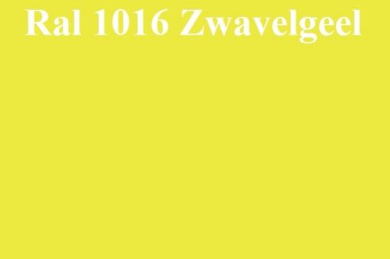 Basecoat lak Ral 1016 Zwavelgeel