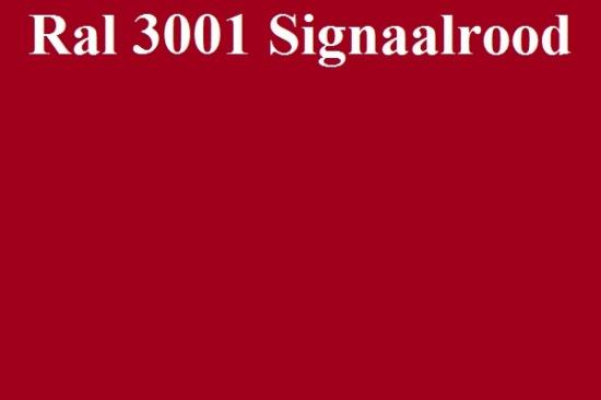 Basecoat lak Ral 3001 Signaalrood