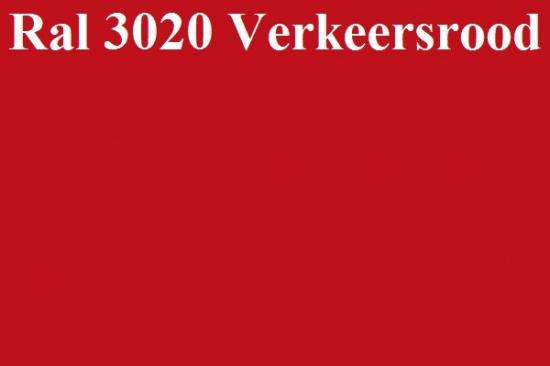 Basecoat lak Ral 3020 Verkeersrood