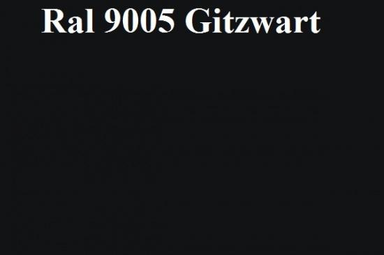 Basecoat lak Ral 9005 Gitzwart