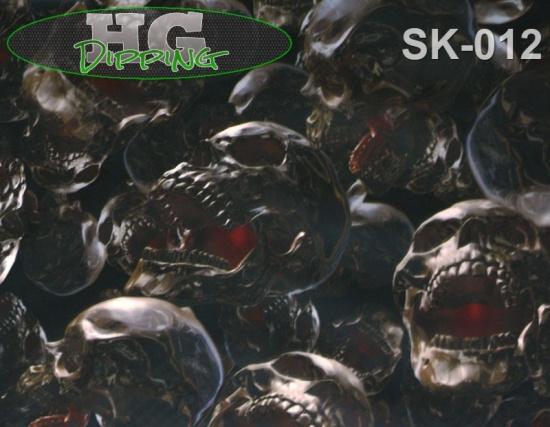 Iron skulls SK-012