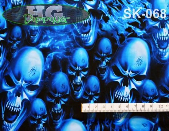 3D skulls SK-068