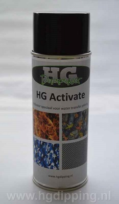 HG Activate. spray can 400ml