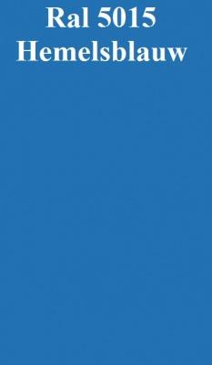 Basecoat lak Ral 5015 Hemelsblauw