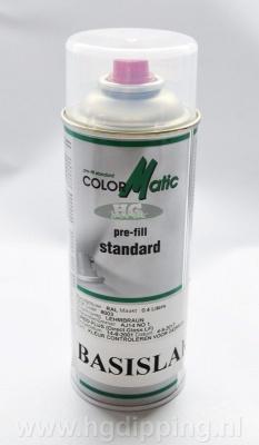 Custom made RAL ondergrond lak pigments.