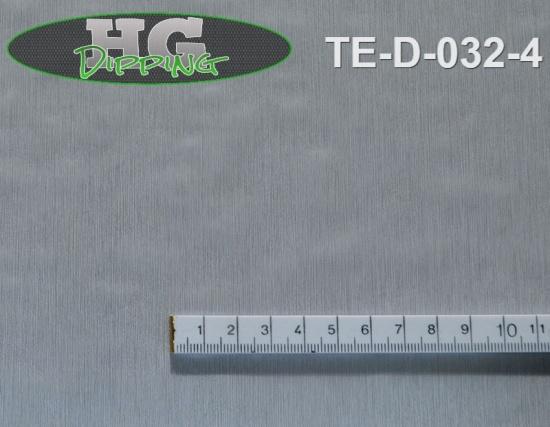 Metaal TE-D-032-4 Geborsteld aluminium