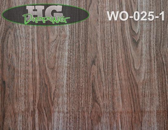 Hout WO-025-1